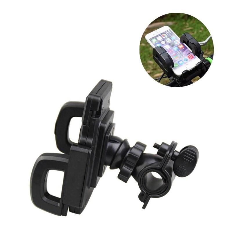 Sostenedor del soporte del teléfono móvil de la bicicleta universal de manillar