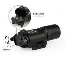 Hot Sale X300 Ultra LED Flishlight For Hunting BWF-002BK