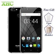 OUKITEL U22 WCDMA 3G 5.5 inch Smartphones RAM 2GB ROM 16GB Android 7.0 MTK6850A Quad Core Fingerprint ID Dual SIM Mobile Phones