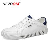 High Quality White Shoes Men Breath Sepatu Pantofel Bona Shoes Luxury Brand Mesh Mens Shoes Genuine Leather Men Sneakers #37 44