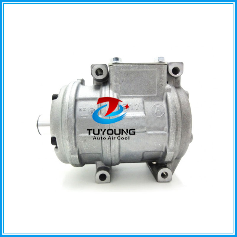10PA17C Universal Vehicle Air Conditioning Compressor 447220-7780 447200-462410PA17C Universal Vehicle Air Conditioning Compressor 447220-7780 447200-4624
