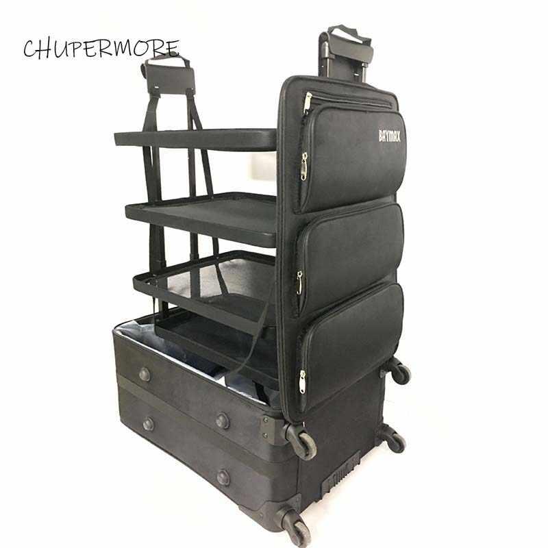 6f7a6080b209 Большой объем Многофункциональный Роллинг Чемодан сумки для деловых поездок  высокое качество дальних путешествий чемодан на колесах