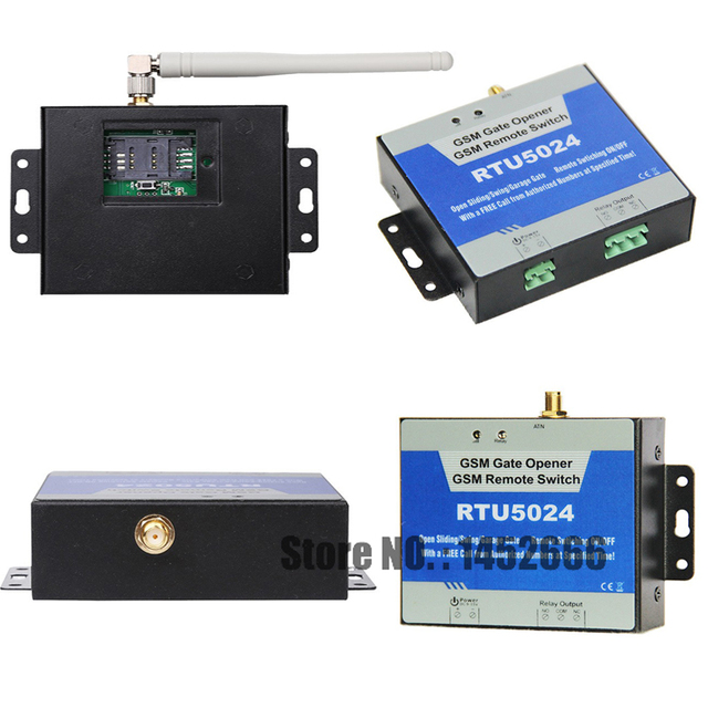 New Version 200 Users Quad Band Gsm Gate Controller Smart Android