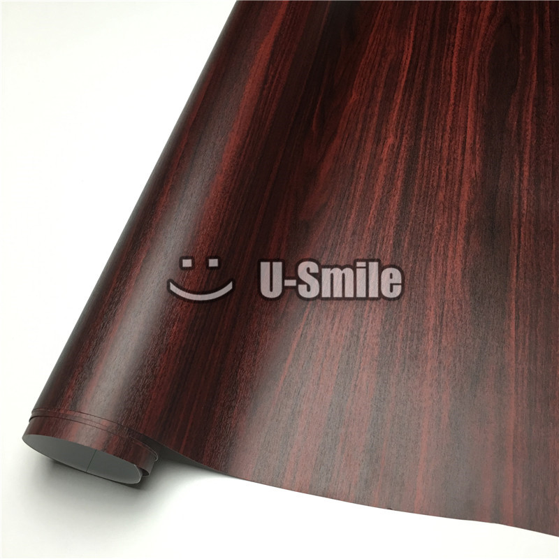 ebony wood textured grain vinyl decal film sticker for wall furniture car interior size. Black Bedroom Furniture Sets. Home Design Ideas