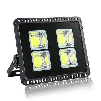 Светодиодная лампа 200 Вт 300 Вт 400 Вт 500 Вт отражатель прожектор AC 85-265 в водостойкий открытый настенный светильник проекторы