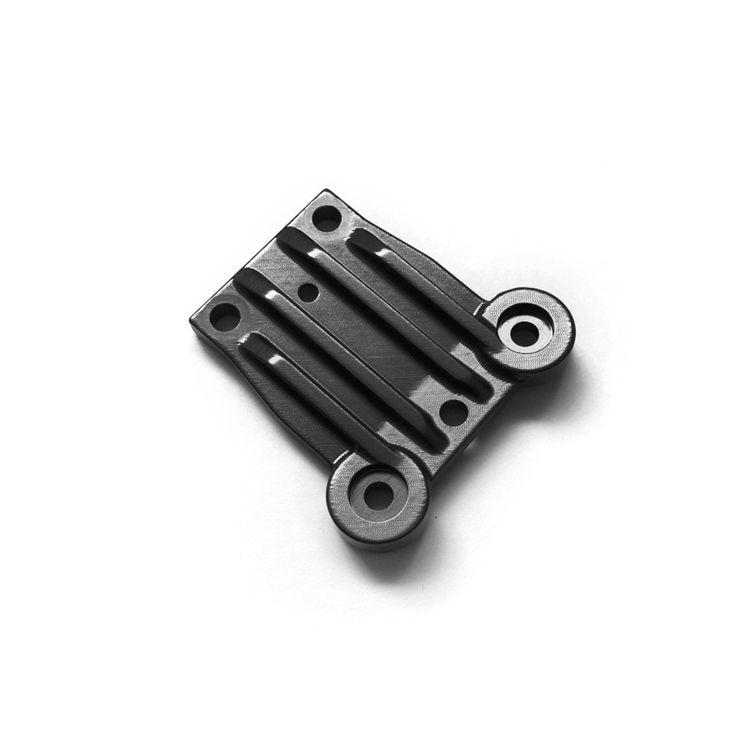 Kopen Goedkoop Cnc Aluminium Front Steering Top Plaat Voor 1 8 Tekno