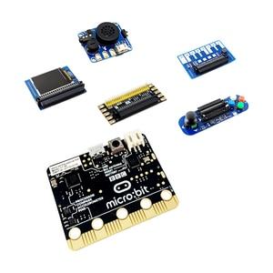 Image 5 - ה BBC מיקרו: קצת nRF51822 KL26Z Bluetooth 16kB RAM 256kB פלאש Cortex M0 כיס בגודל מחשב לילדים למתחילים ללמוד פייתון JS