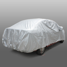 Snow Shield Hook Up Sedan Case for the auto Anti-UV Protection Sun Shade Car styling cover Fashion #iCarmo