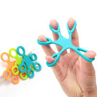 1 Pcs Hand Grip Strengther Fitness Übung Zubehör Muscle Grip Training Finger Exerciser Hand Greifer