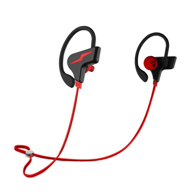Hot Bluetooth Earphone headset sports wireless hanging ear style running binaural stereo CSR earphones for mobile phone hot sale wireless mini headset earphone bluetooth 4 1 edr csr fit small ear universal for all phone listen music pe13