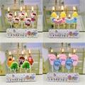 1 Set.Creative Cartoon Kid's Birthday Cake/Cupcake Toppers Party Birthday Candle.Creative Birthday Cake Candles.Party Supplies