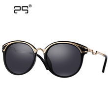 COLECAO Fashion Polarized Sunglasses Women 2017 Points designer Pink Mirror Lenses Sun Glasses Ladies Shades High quality 2561
