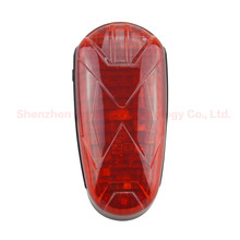 TK906 Waterproof Bike GPS Tracker Rastreador Hidden in Bicycle Taillight Real Time Vehicle Tracking Devices No box