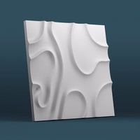 Customized design Concrete tile mold silicone wall brick mould DIY concrete silicone mold