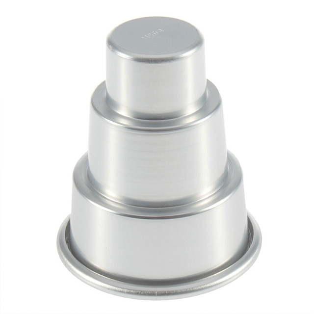Aluminum Tower Dariole Mould