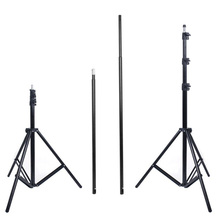 SCLS 2.8m x 3m Photo Studio Background Backdrop Support Stand Kit + Free Carry Bag