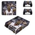 Basketball Star Legend Michael Jordan Design Vinyl Decal For Playstation 4 Pro Console & Controller Vinyl Skin For PS4 Pro Skin