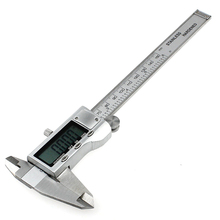 Wholesale prices 1 PC 150 mm/6-inch hardened Stainless Steel Electronic Digital Vernier Caliper Micrometer With Box