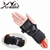 Professional protection Skiing Wrist Support Hand Protection Ski Wrist Support Palm Protection Hand Roller Snowboarding Guard
