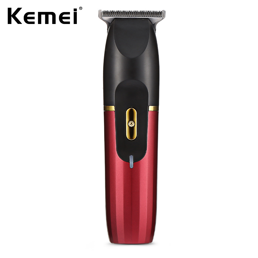 KemeKM-811 Professional Electric Hair Clipper Rechargeable Trimmer Powful 5W Stainless Steel Blade Men Clipping MachineKemeKM-811 Professional Electric Hair Clipper Rechargeable Trimmer Powful 5W Stainless Steel Blade Men Clipping Machine