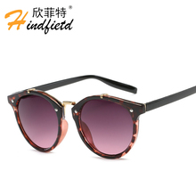 HINDFIELD Fashion Sunglasses Women Sun Glasses for Women Ladies Girl Sunglasses Female Luxury Brand Designer Eyewear Oculos