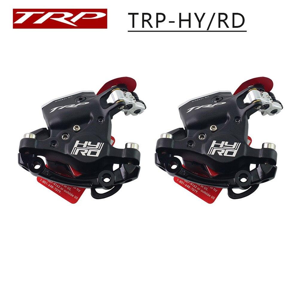 TRP HY/RD freins de vélo câble de montage sur poteau étrier de frein à disque hydraulique actionné 160mm avec ou sans Rotor avant/arrière/Set frein de route