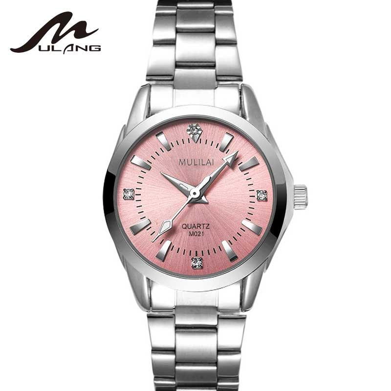Nowa moda zegarek kobiety rhinestone zegarek kwarcowy relogio - Zegarki damskie - Zdjęcie 1