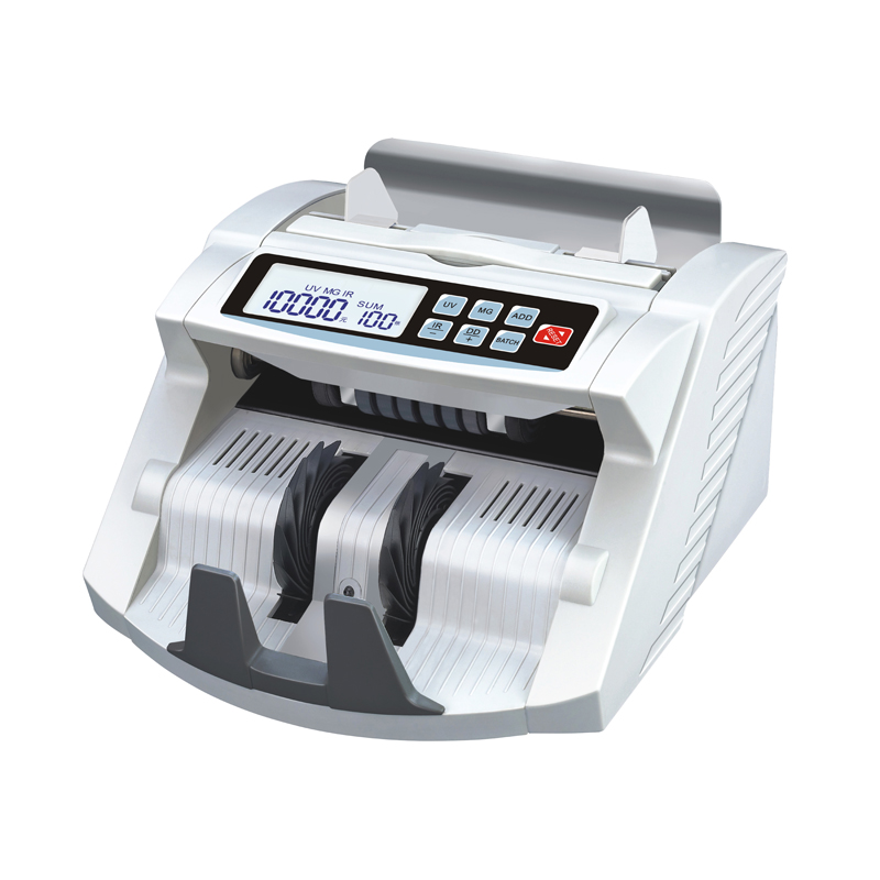 LCD DISPLAY Money Counter Suitable for EURO&US DOLLAR  Bill Counter  DMS-180T Cash Counting Machine