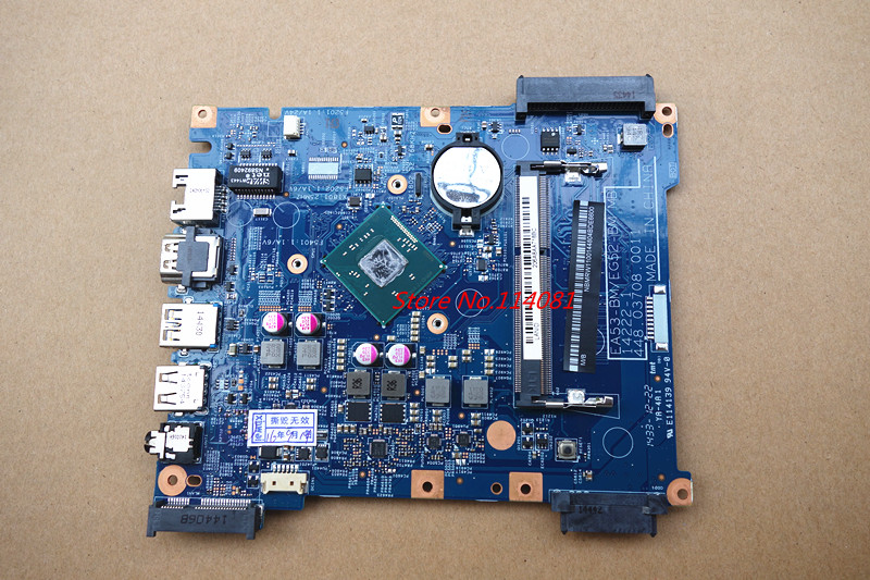 448.03707.0011 NBMRW11003 NB.MRW11.003 Main board For Acer aspire ES1-512 Notebook PC Motherboard N2940 CPU DDR3
