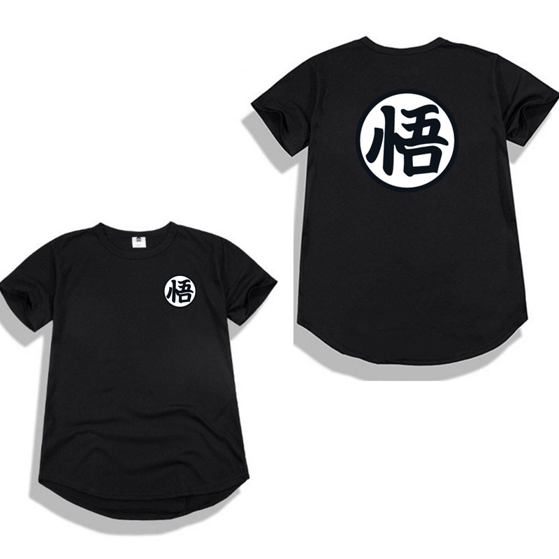 fc61b5d3fbfe New dragon ball t shirt men tee shirt homme 2018 summer style anime  clothing o neck tshirt casual brand dragon ball t shirt