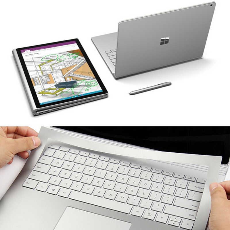 Autocollant pour ordinateur portable pour livre de Surface 2 autocollant de couverture arrière solide en vinyle de 13.5 pouces pour livre de Surface 2 15 pouces Capa Para