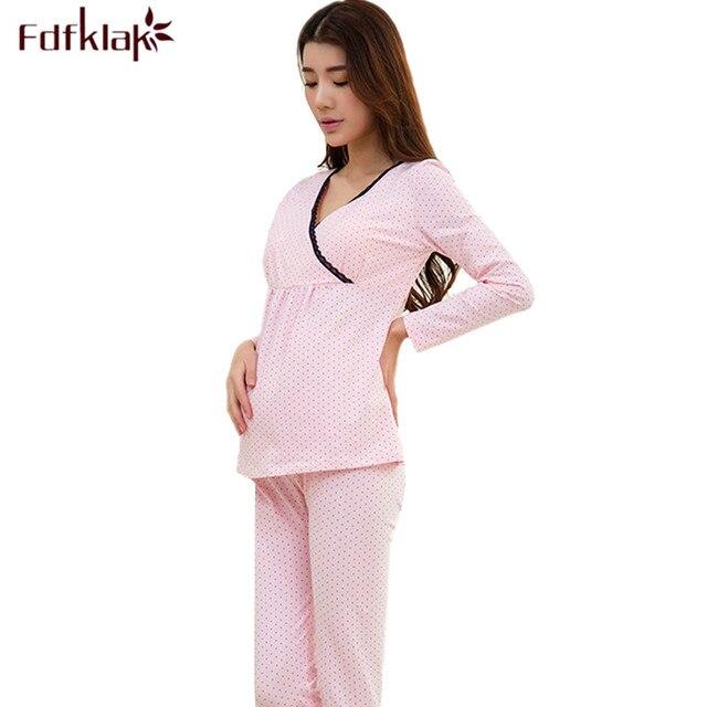 Sexy maternity pajamas
