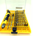 Набор Магнитных отверток 45 в 1  Набор отверток  инструмент для ремонта телефона  компьютера  45 бит + удлинитель  пинцет