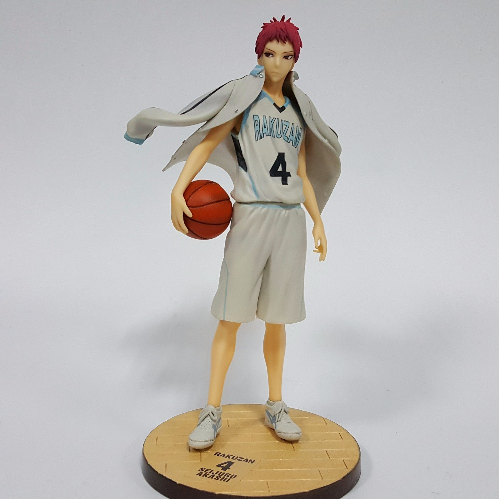 No No Toys : Kuroko no basket toys akashi seijuro pvc action figure