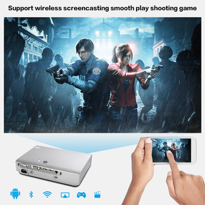 Image 4 - CRENOVA 2019 Newest Laser Projector For Full HD 1080P  Home Theater Movie Android DLP Projector HD 720P WIFI Bluetooth Beamer