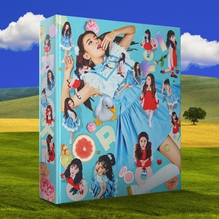RED VELVET 4TH MINI ALBUM - ROOKIE - Random Cover -  Release Date 2017.02.02 tarkett force samba 12 4м