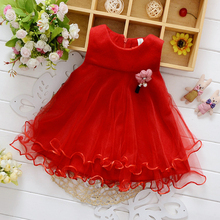 BibiCola baby dress little girls 2019 summer new clothing dress fashio