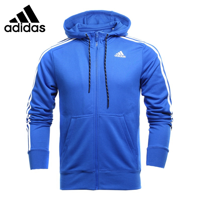Original Adidas Performance Men's Football Knitted Jacket Sportswear толстовка adidas performance adidas performance ad094emubp41