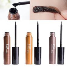 Натуральный макияж, Отшелушивающий гель для бровей, усилитель, карандаш, Sourcils, водонепроницаемый, для бровей, ТИНТ, брови, гель, Новое поступление