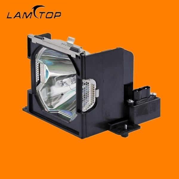 Compatible projector bulb/projector lamp with housing  POA-LMP98  fit for PLV-80   PLV-80L poa lmp98 lmp98 610 325 2957 for sanyo plv 80 plv 80l christie lw300 eiki lc w3 projector lamp bulb with housing