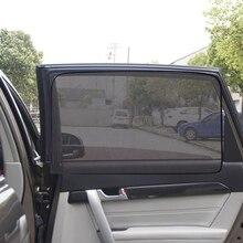1 шт. магнитный автомобильный солнцезащитный козырек с защитой от ультрафиолета, автомобильный шторный козырек для окна автомобиля, солнцезащитный козырек для бокового окна, летняя защита