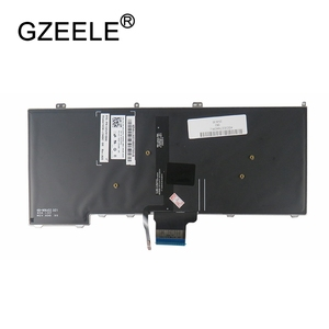 Image 4 - RU backlight NEW for DELL for Latitude E7440 E7240 russian laptop Keyboard with backlit keyboard
