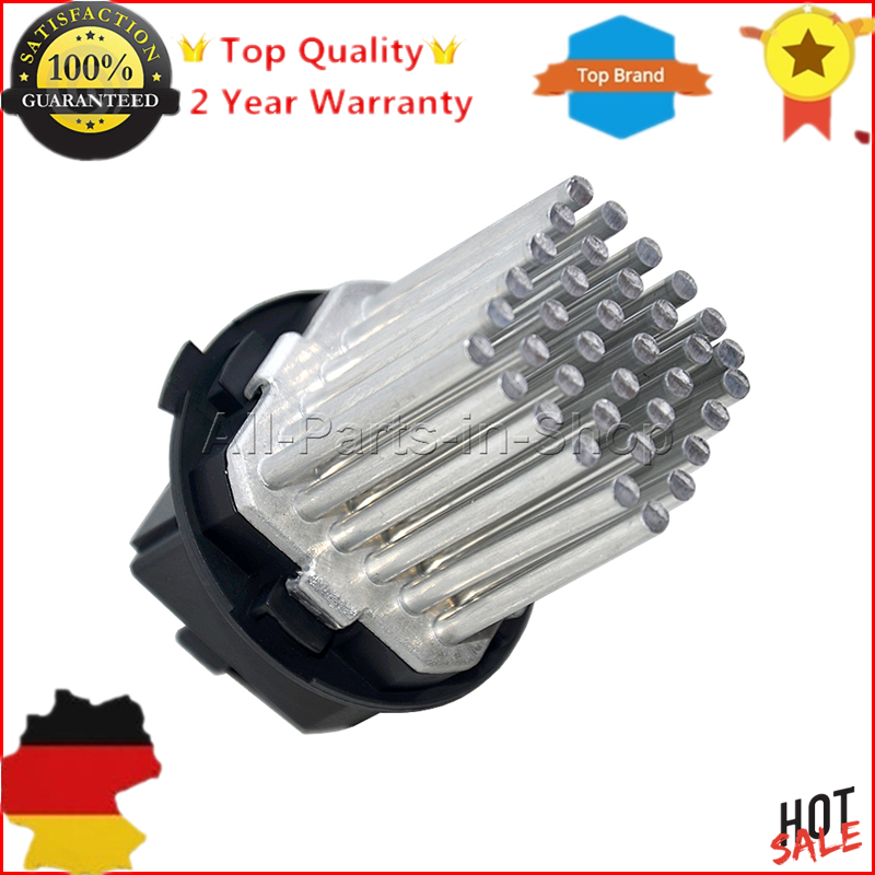 For Peugeot 307 CC SW Citroen C3 C4 C5 C6 DS3 Heater Blower Motor Fan Resistor