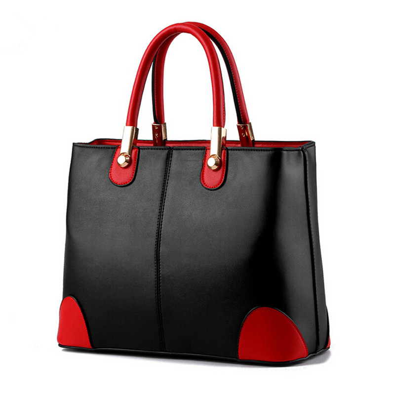 4652fd8252 Fashion Vintage Women Handbags Luxury Brand Designer Ladies Hand Bags Female  Shoulder Bag Good Quality Leather Sac A Main Femme