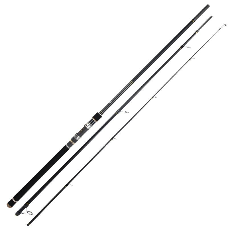 Trulinoya 3.3m 3.6m seabass carbon fishing rods MH 18-50g