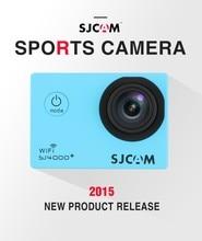 Original SJCAM sj4000 Series Action Camera Waterproof Camera Sport DV SJ4000 SJ4000 Wifi Digital Cameras