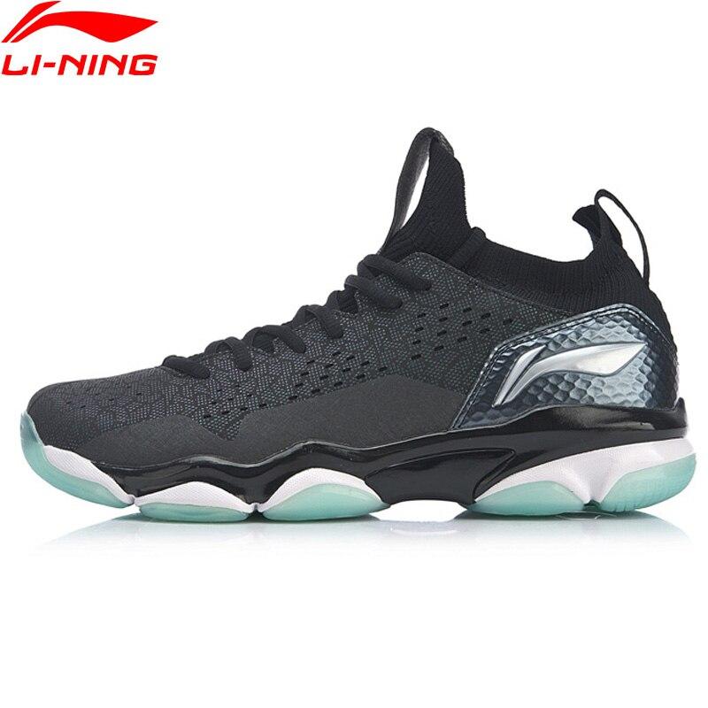 Li-ning hombres SONIC BOOM 2,0 profesional Badminton zapatos Cushion TUFF TIP usable LiNing calzado deportivo zapatillas AYZP001 XYY108