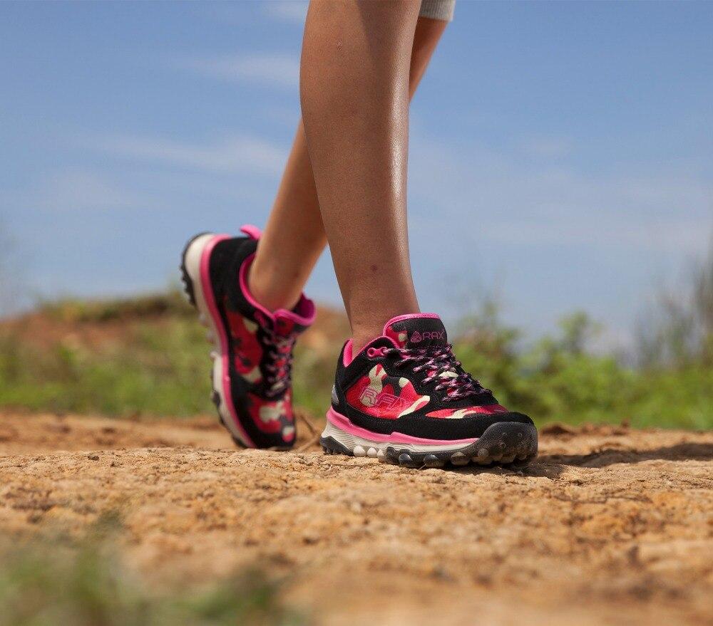 RAX Men s Outdoor Waterproof Hiking Shoes Fast Walking Jogging Trekking Climbing Sport Shoes for Women