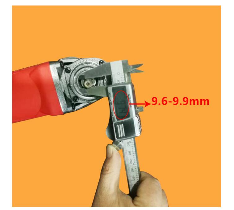 Portable cutting machine modification household electric woodworking chainsaw logging portable chain saw woodMill chain saw mod in Power Tool Accessories from Tools