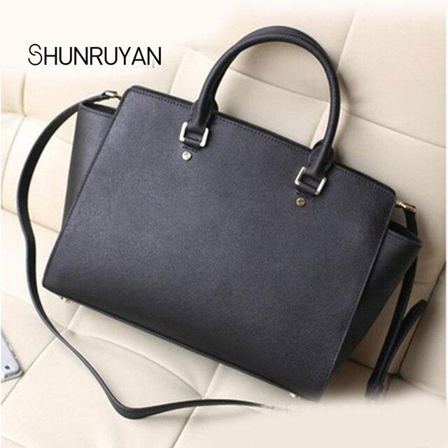 SHUNRUYAN Women Bag Casual...